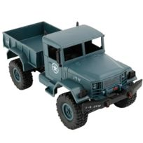 Camion 1 Rc Bleu 1 B Voiture Diy Mini Assemblée De Commande 4wd Wpl Militaire Jouet 16 dQxoerBCW