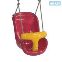 Wickey - Siège balançoire pour bébé