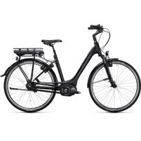 Cube - Vélo Électrique Travel Hybrid 500 Easy Entry Black´n´white 2017 easy Entry 46 Cm