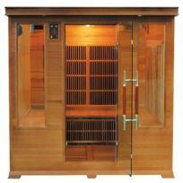 France Sauna - Sauna Infrarouge Luxe Club 5-6 Personnes