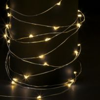 15bdcac2e7be25 Feeric Christmas - Guirlande lumineuse d extérieure copper 100 Led à ...