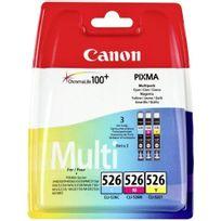 CANON - Pack de cartouches d'encre Couleur - CLI-526