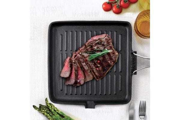 BIALETTI Grill fonte induction 28cm x 28