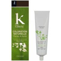 K pour Karité - Coloration Naturelle Brun N°2 - Plantes & Karite