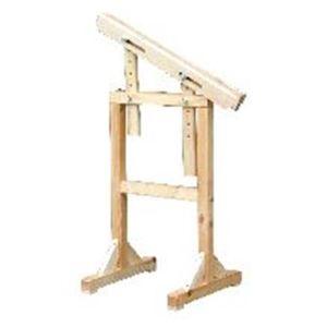 Outifrance treteau deco reglable bois pas cher achat vente etais tr teaux rueducommerce - Treteaux en bois ...