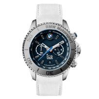 Ice-Watch - Montre Bmw Steel en Tissu Blanc