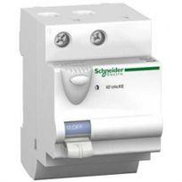 Schneider Electric - interrupteur différentiel - schneider clic xe - 63 ampères - 30 ma - type a embr - 16156