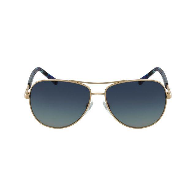 Michael Kors - Sabina Iii Mk5014 10244L Or - Bleu havane - Lunettes de soleil