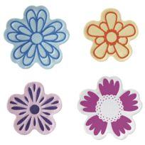Fiskars - Set de plaques suppl. Mini Flower 4 pièces