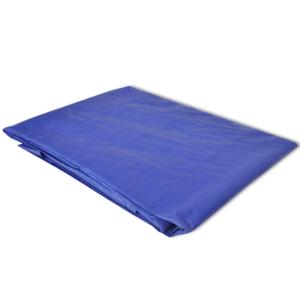 Vidaxl - Tapis de Sol en Pe pour Piscine Ronde 360 /367 cm