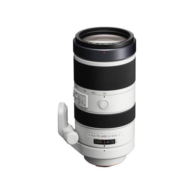Sony Objectif Sal 70-400 mm f/4-5,6 G Ssm Ii