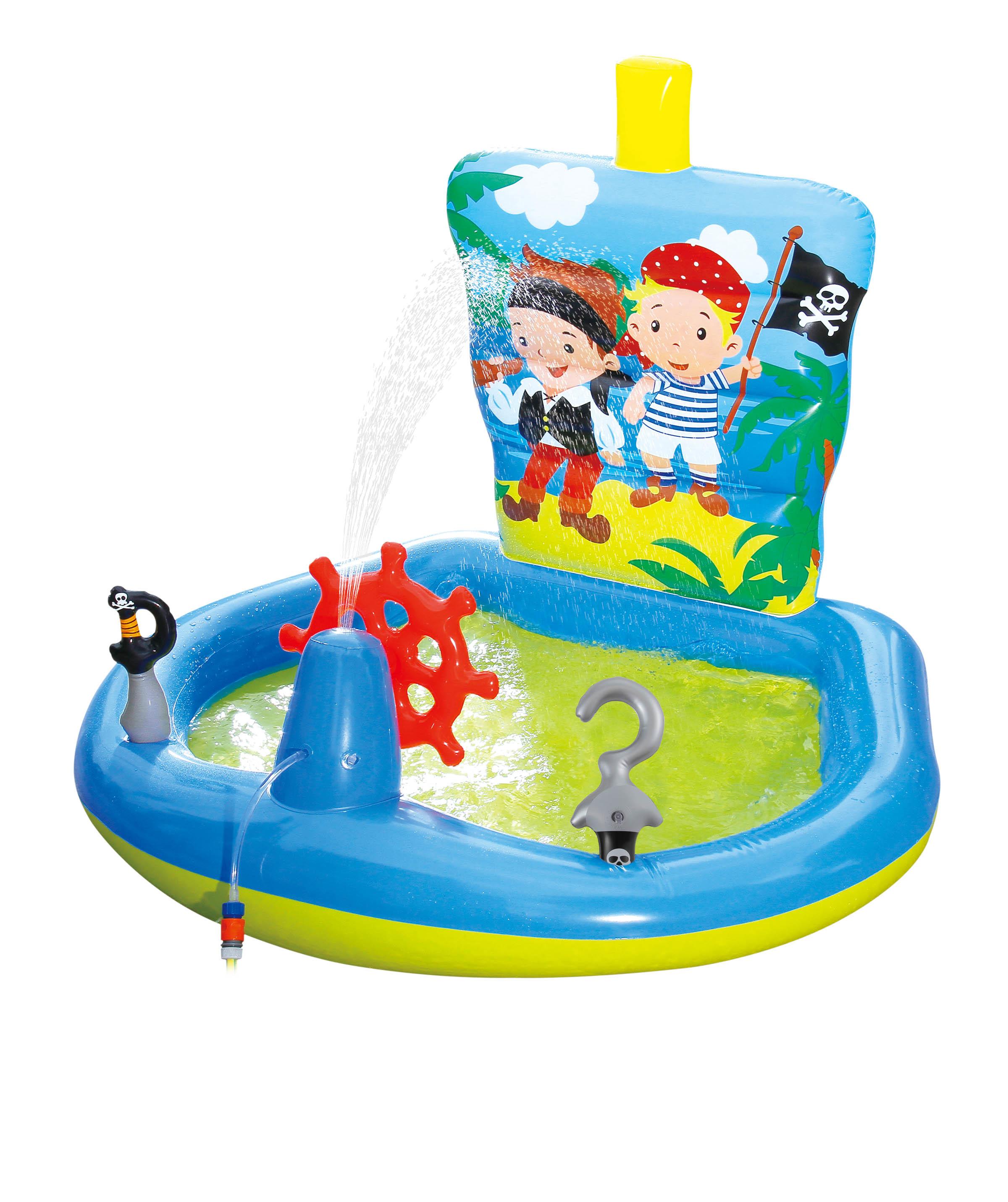 Beau piscine pour b b piscine gonflable prix piscine for Piscine bebe champignon