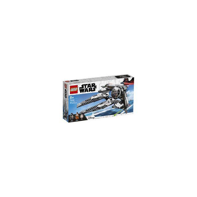 Lego 75242-® Star Wars Black Ace Tie Interceptor