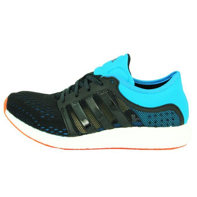 Adidas Climachill Rocket Boost pour Homme Chaussures De Course-Bleu