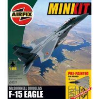 Airfix - Maquette Mini Kit F-15 Eagle Cdu
