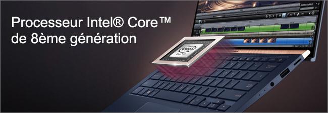 Processeur Intel Core i 8th