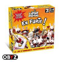 OBYZ - Lapins Cretins - Jeu - en furie ! - SMIJDP053