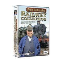 Acorn Media - Fred Dibnah - Railway Collection Import anglais