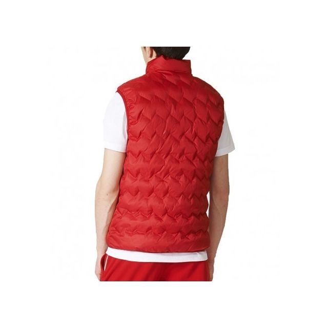 Homme Adidas Serated Doudoune manches originals Rouge Sans ARj4L5