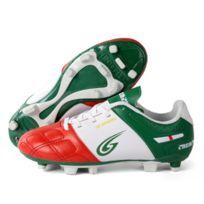 Wewoo - Chaussures de foot rouge Pu Enfants de Football, Eu Taille: 33
