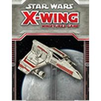 Edge - Jeux de société - Star Wars X-wing : Le Jeu de Figurines - E-wing