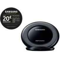 Samsung - Wireless Charger Stand - Noir