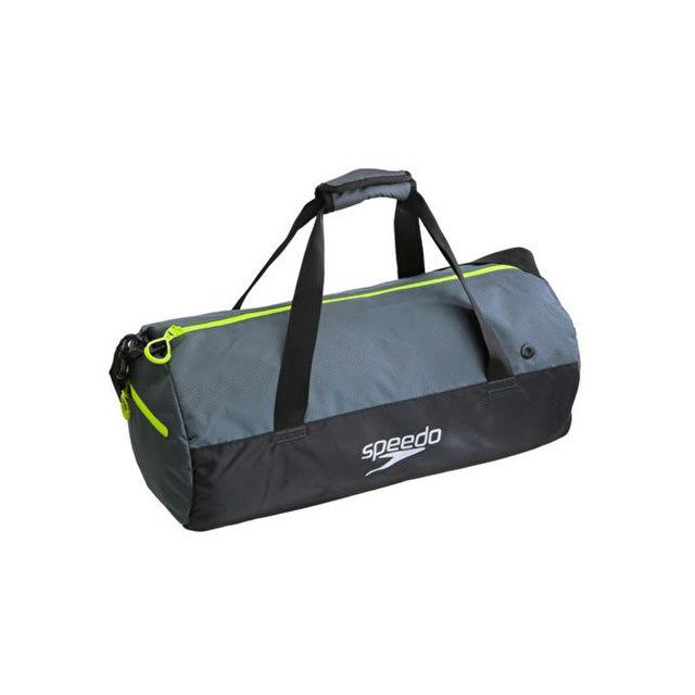 Speedo - Sacoche Duffel Bag 30 gris noir jaune Multicolour - pas cher Achat    Vente Sacs de piscine - RueDuCommerce d985811536c9