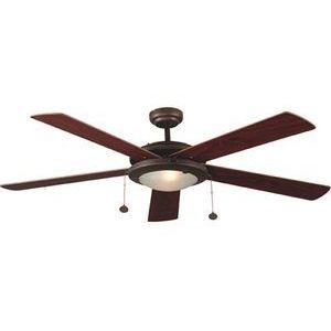 Soldes faro ventilateur de plafond marron 60w manila 33192 pas cher achat vente - Ventiladores techo carrefour ...