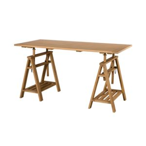 bureau avec trteaux bureau avec trteaux bureau trteaux. Black Bedroom Furniture Sets. Home Design Ideas
