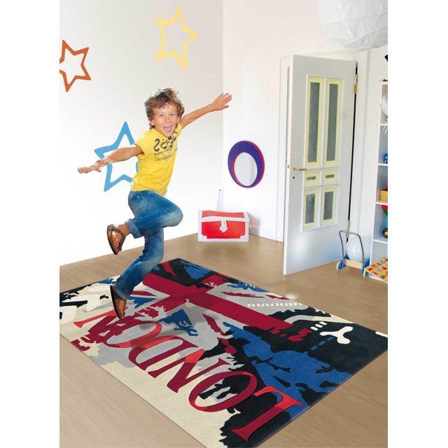 ARTE ESPINA - Tapis pour enfants chambre DOWN TOWN LONDON ...