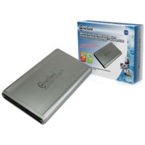 CONNECTLAND - Boitier externe pour disques durs 2,5'' IDE/SATA - USB 2.0