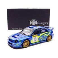 Top Marques Collectibles - 1/18 - Subaru Impreza - Winner Rallye Monte Carlo 2002 - Top37A