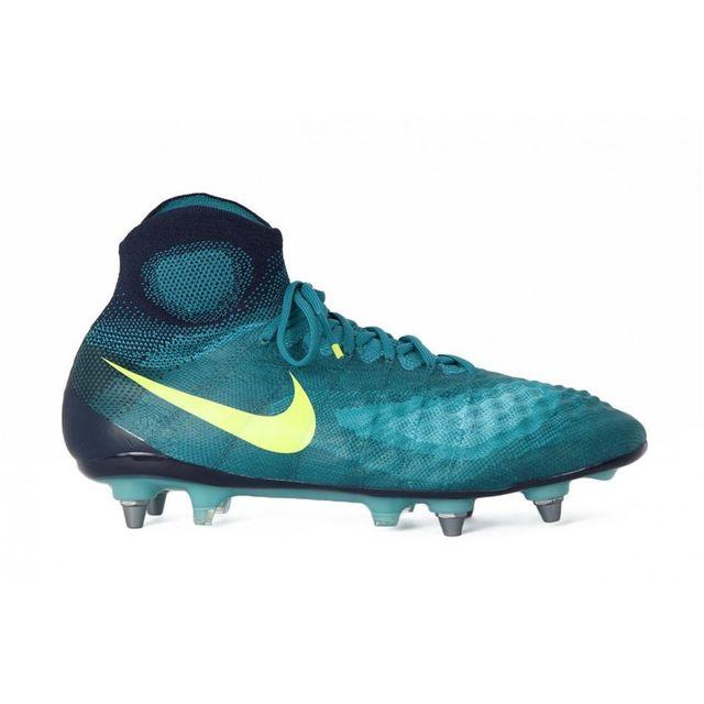 Nike Magista Obra Sg Pro Turquoise 42 pas cher Achat