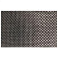 Douceur D'INTERIEUR - Set de table 32 x 47cm tresse gris