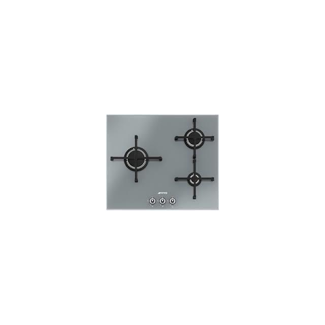 SMEG Table de cuisson gaz 60 cm PV163S