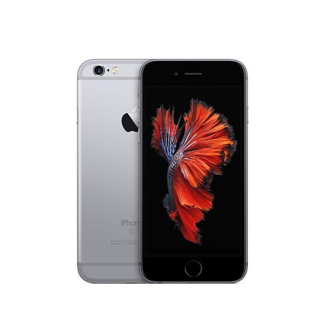 APPLE - iPhone 6S - 64 Go - Gris Sidéral - Reconditionné