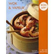 Hachette - Wok et vapeur