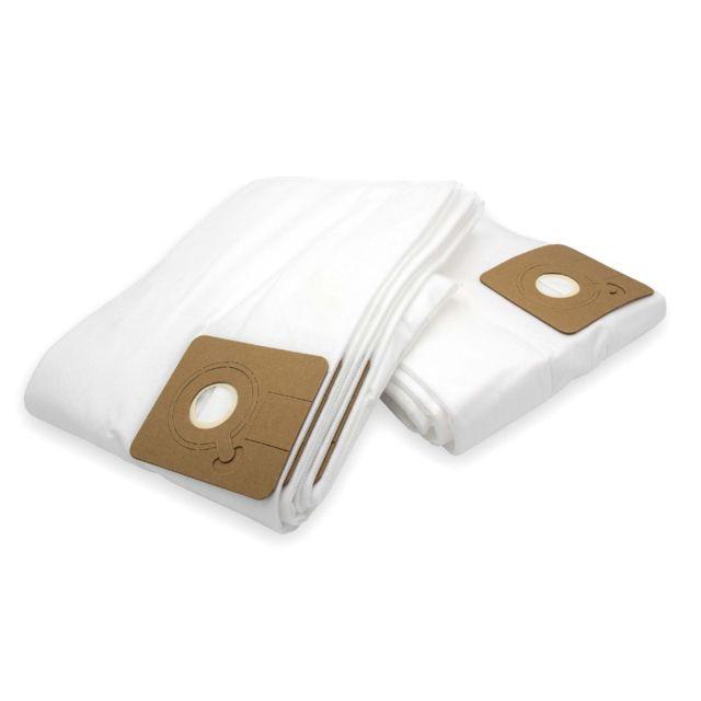 10x Staubsaugerbeutel Micro-Vlies für HAKO Fakir S20 Ghibli AS10