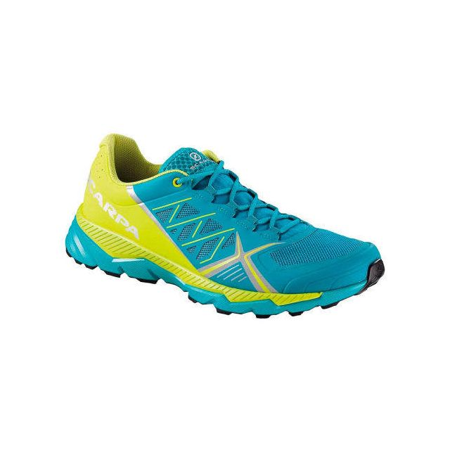 Scarpa Chaussures Spin Rs8 Blue Bay-Spring Green