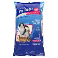 Demavic - Litière Perlinette pour Chaton et Rongeur - 6Kg