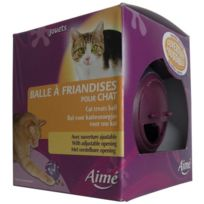 Aime - Balle friandise - Pour chat