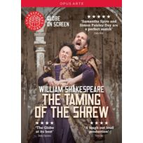 Opus Arte - Shakespeare : The Taming Of The Shrew - Dvd - Edition simple