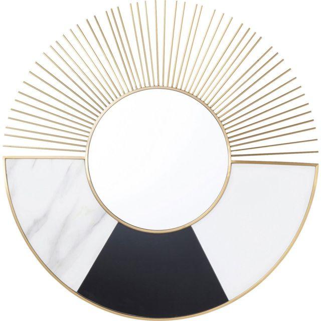 Karedesign Miroir Hipster Beam 102cm Kare Design