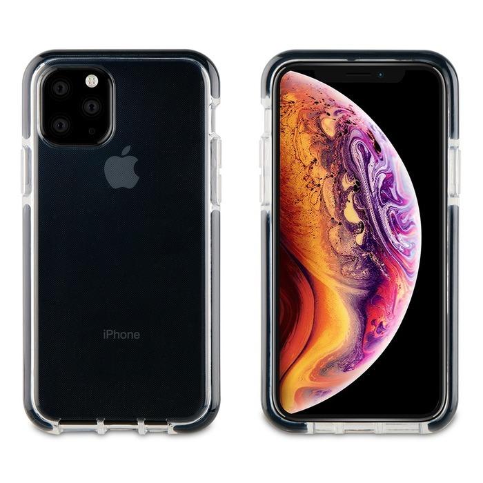 MUVIT Coque de protection pour iPhone 11 Pro Max - MUCRS0233 - Transparent