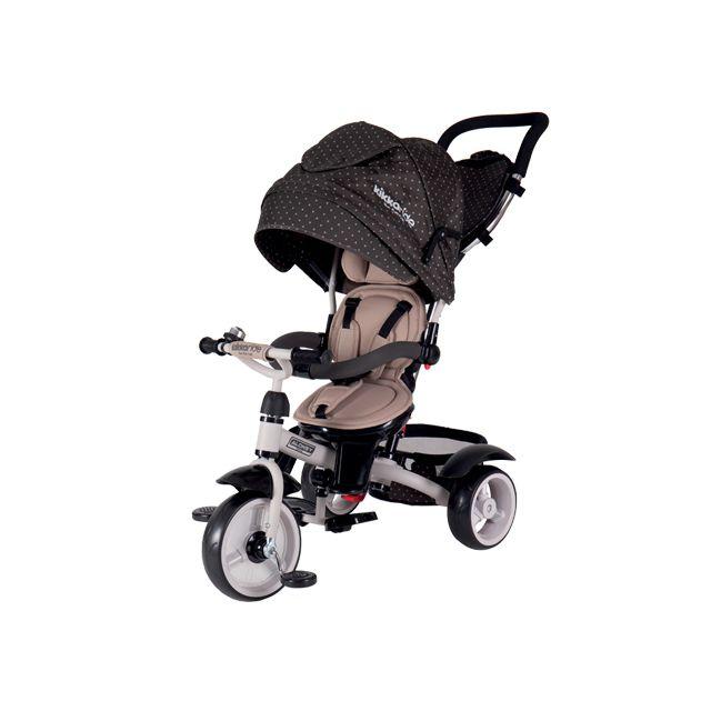 Kikka Boo Tricycle évolutif pour bébé/enfant Alonsy Beige