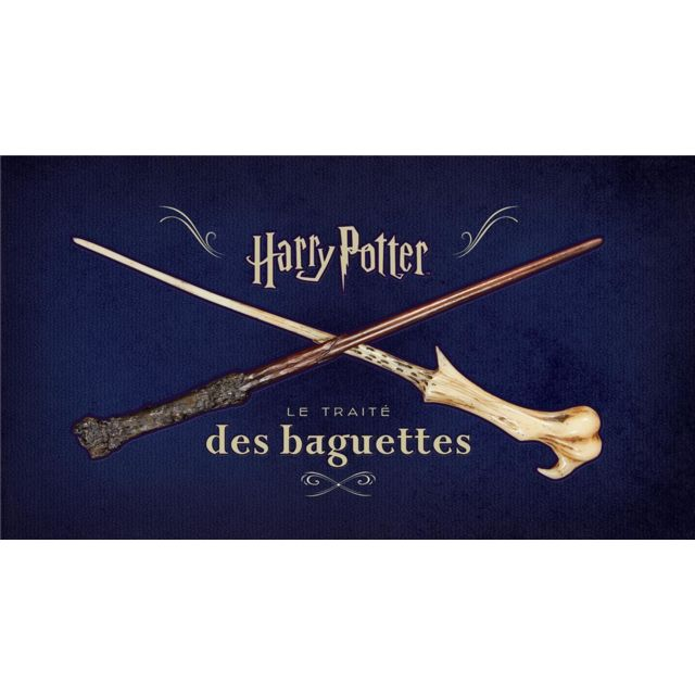 huginn muninn harry potter le trait des baguettes pas cher achat vente cin ma. Black Bedroom Furniture Sets. Home Design Ideas