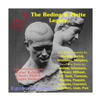 Doremi - Janine reding & henry piette, duo de pianos