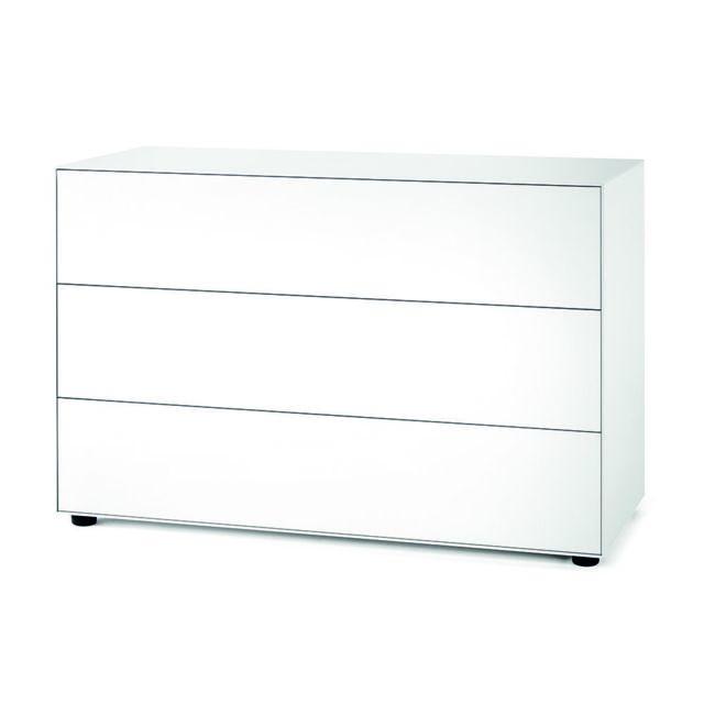 Piure Nex Pur Box avec tiroirs - L - blanc