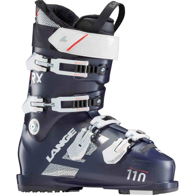Lange - Chaussures De Ski Rx 110 Femme Noir