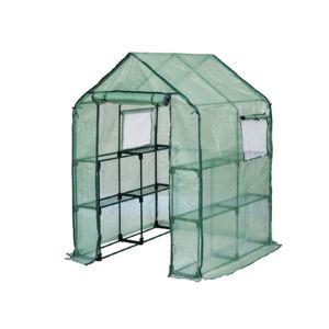 lams serre plastique 8 etag res pas cher achat vente serres en plastique rueducommerce. Black Bedroom Furniture Sets. Home Design Ideas